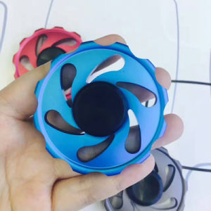 Wholesale Hottest Turbine Fidget Spinner pictures & photos