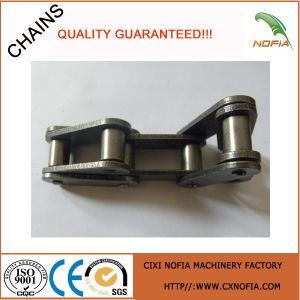 Double Pitch Diamond Plastic Roller Chain