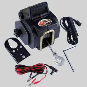 P3500-2 Boat Winch Electrically Advance and Retreat pictures & photos