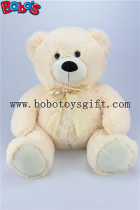 "15.8"" The Sunset Yellow Promotional Gifts Stuffed Bear Animal with Ribbon pictures & photos"