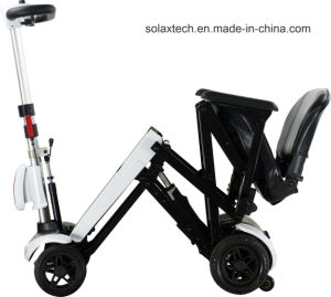 Automatic Folding Scooter for Elders with Itat (MSDS) pictures & photos
