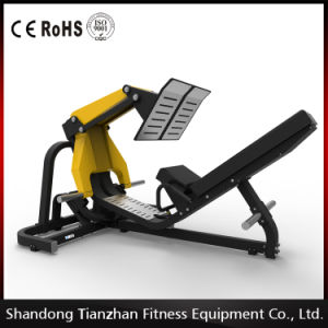 Gym Fitness Equipment Hammer Strength / 45 Degree Leg Press pictures & photos