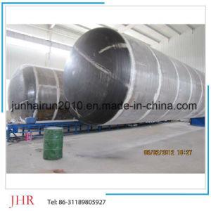 FRP Filament Winding Vessel Tank Mandrel pictures & photos