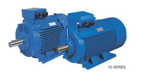 YD Series Pole Changing Multi Speed Three Phase Asynchronous Electric Motor pictures & photos