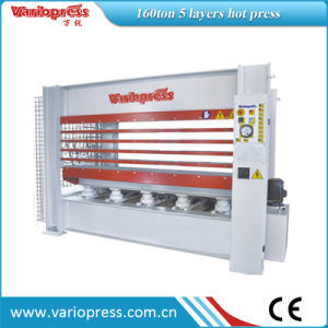 Hot Press (5 layers) with Hawe Hydraulic Valve From German pictures & photos