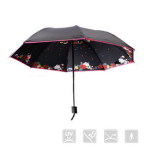 Advertising Custom Folding Umbrella with Printing Logo pictures & photos