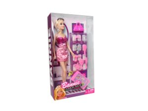 Hot 11 Inch Fashion Doll pictures & photos