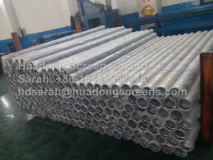 Water Intake and Water Treatment Wire Cloth Welded Johnson Screen pictures & photos