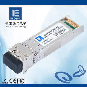 12.10G Optical Transceiver Module SFP+ DWDM 70km SM pictures & photos