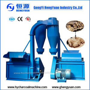 Automatic Straw Crushing Machine with Cyclone pictures & photos