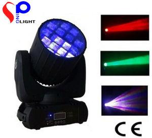 Disco Equipment 12*10W 4-in-1 LED Beam Light Moving Head