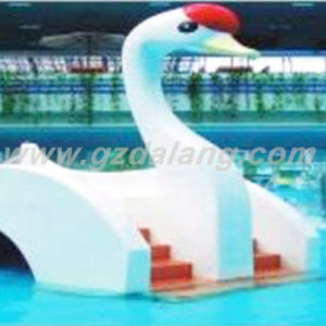 Water Spray Swan Slide (GW-008) pictures & photos