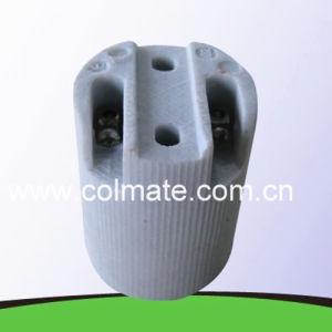 E14 Porcelain (Ceramic) Lampholder / E14 Lamp Holder pictures & photos