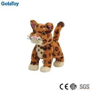 Custom Plush Baby Jaguar Stuffed Toy Soft Toy pictures & photos