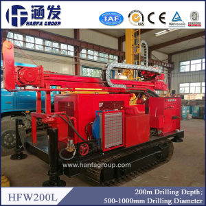2017new Manufacturer High Quality 100-300 Meters Small Drilling Water Well Drilling Machine Rig for Sale pictures & photos