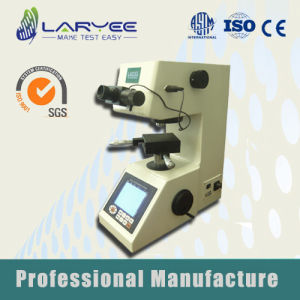 Large Screen Digital Micro Hardness Tester with Motorized Turret (HVM-1000/2000) pictures & photos