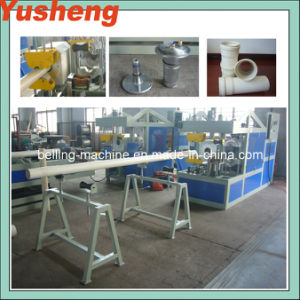 PVC Pipe Socketing Machine /Belling Machine/Expanding Machine/Socket Making Machine (SGK160) pictures & photos