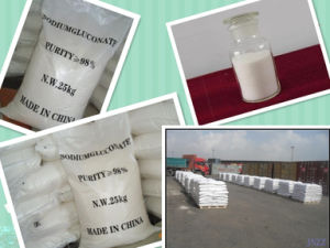 Sodium Gluconate/Gluconate Sodium Cement Retarder pictures & photos