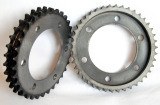 High Quality Motorcycle Sprocket/Gear/Bevel Gear/Transmission Shaft/Mechanical Gear120 pictures & photos