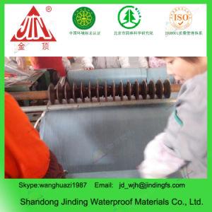 Asphalt Tape / Aluminium Self Adhesive Bitumen Roof Waterproofing Membrane pictures & photos
