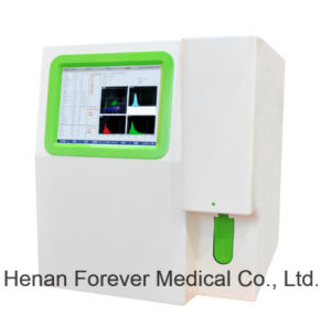 "10"" LCD Screen 3-Part Auto Cell Blood Counter Hematology Analyzer Yj-7100/Yj-7200 pictures & photos"