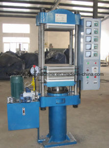 Rubber Slippers Making Machinery/Slipper Sole Vulvanizing Hydraulic Press pictures & photos