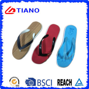 Fashion and Comfortable Casual Beach Flip Flop (TNK35315) pictures & photos