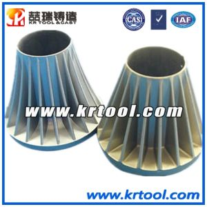 OEM LED Lamp Heat Sink Foundry with Aluminum Die Casting pictures & photos