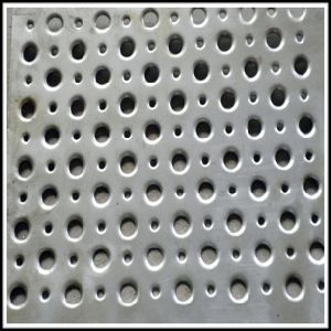 Round Hole Stainless Steel Perforated Metal Screen pictures & photos