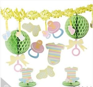 New Style Paper Honeycomb Garland