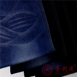Nm4325A Denim Fabric for Summer Men Jeans pictures & photos