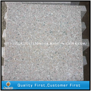 Polished Natural G617 Pink/Grey Granite Stone Tiles for Kitchen/Shower pictures & photos
