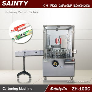 ZH-100G Cartoning Machine for Tube
