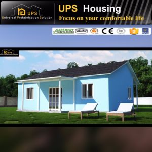 Long Life Span Fast Assembling Prefabricated Kit Houses Light Steel Villa pictures & photos