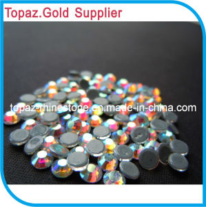 Czech Crystal Beads Iron on Crystal Ab Stone for Sale pictures & photos