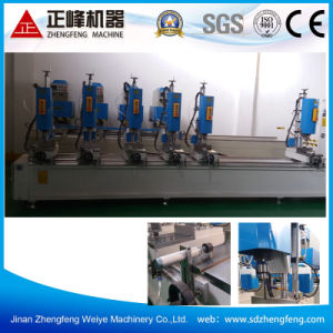 Multi Head Combination Drilling Machine for Aluminum and PVC Profiles pictures & photos