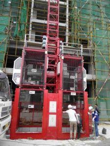 Construction Machinery Hoist (SC200/200) pictures & photos