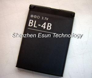 Bl-4b Battery Bl 4b Batteries for Nokia 6111 1209 1682 2505 2630 2660 2760 3606 3608c7070 7088 7370 7373 N75 N76 N5000
