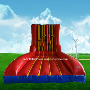 Hot Sale Funny Sticky Wall Inflatable Game