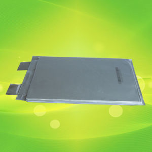 Rechargeable 3.2V 12.5ah LiFePO4 Battery Cell Softpacking Type Lithium Battery pictures & photos