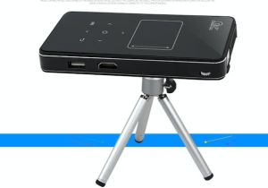 Newest 8GB High-Speed Nand Flash Mini WiFi Projector pictures & photos