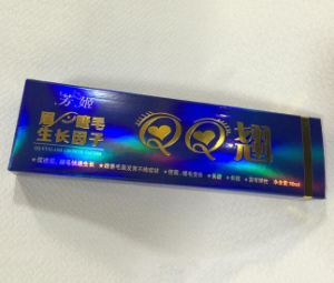 Foil Paper Printing Cosmetic Packaging Box pictures & photos