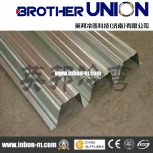 2015 Good Floor Deck Roll Forming Machine pictures & photos