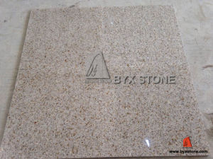 Chinese Yellow Granite Polished Tile for Wall and Floor pictures & photos