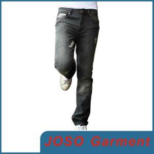 Men Straight Fit Demin Jeans (JC3022) pictures & photos