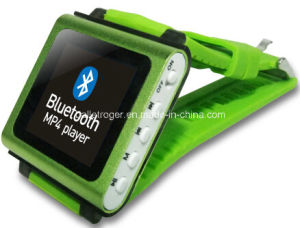 1.8 Inch OEM Bluetooth Watch MP4 Player pictures & photos