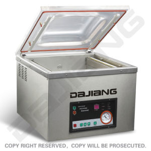 Automatic Desktop Vacuum Packing Machine (DZ-400/2F)