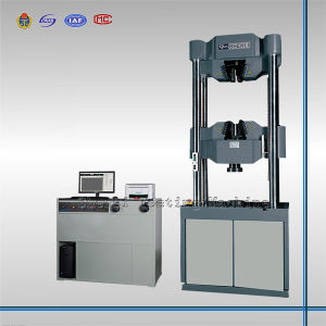 Electro-Hydraulic Servo Universal Testing Equipment (3000kN) pictures & photos