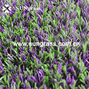 22mm High Density Lavender Artificial Grass (SUNQ-HY00066) pictures & photos