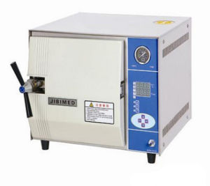 Med-S-Xa20/24D Table Top Steam Sterilizer Fully Automatic Microcomputer Type pictures & photos